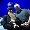 Billy Gibbons and DSR President Bob Smith