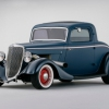 34 Ford Coupe 1