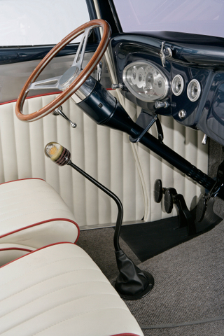 34 Ford Coupe Interior 2
