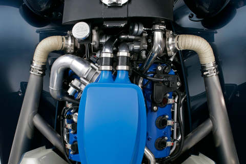 34 Ford Coupe Engine Overhead