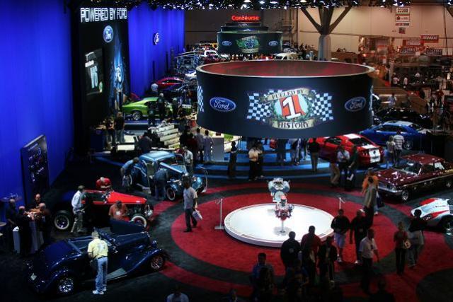 Ford Floor Sema 2009